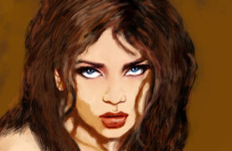 Devi Portrait