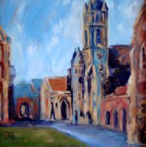 Chapel St. Edward's Oxford
